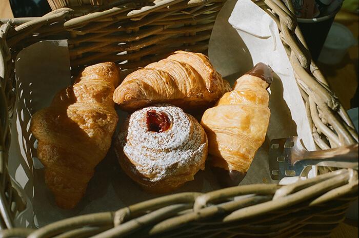 leipomo helsinki croissantit